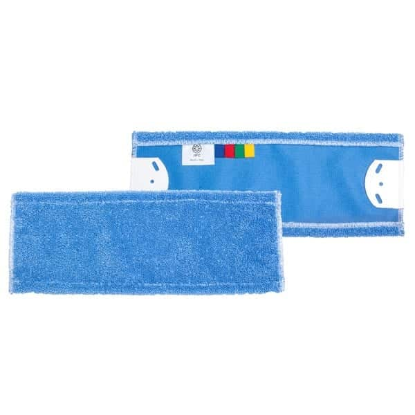 sistema de trapeador plano microfibra hygiene