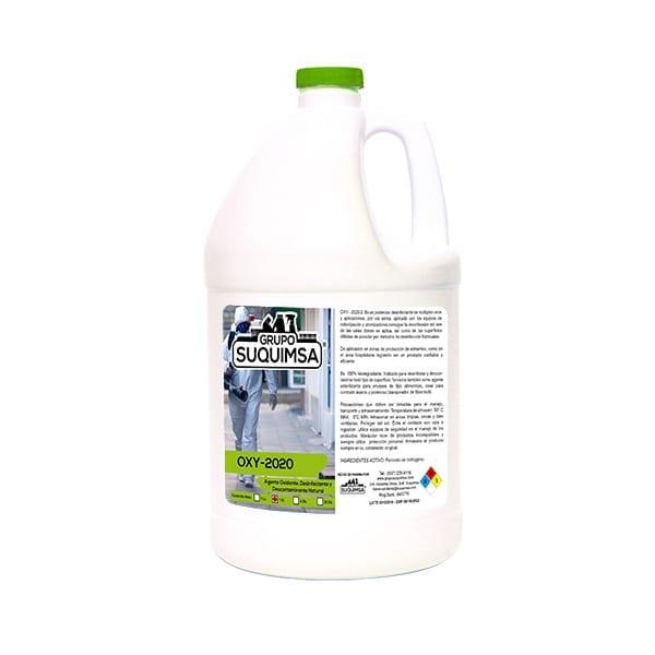 Agente Oxidante - Desinfectante - Descontaminante - Natural