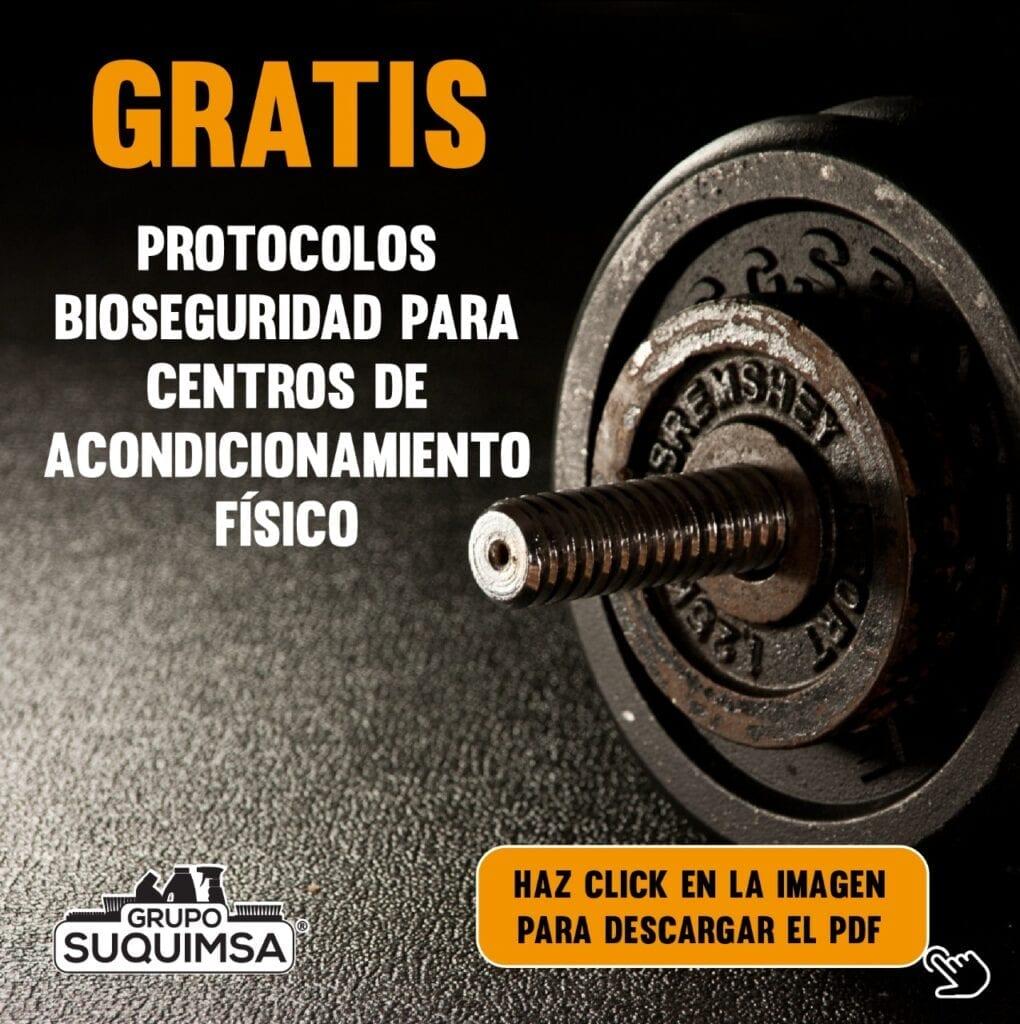 Protocolo de Bioseguridad Centros de Acondicionamiento Físico