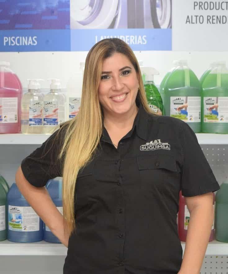 Gabriela Alegría
